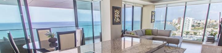BEACH FRONT - Poseidon Hotel & Condominiums 901
