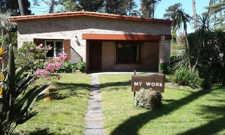 Casa en el bosque de San Rafael