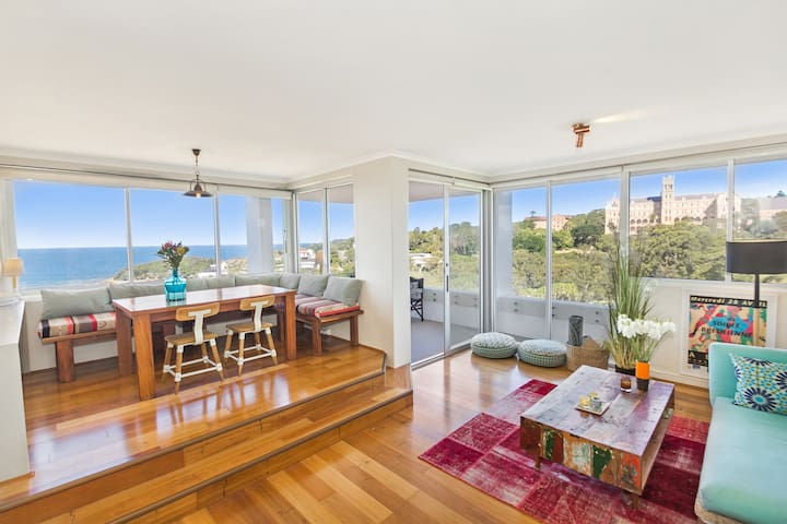 Shelly Beach View Executive Apartment in Manly - Manly - Pis