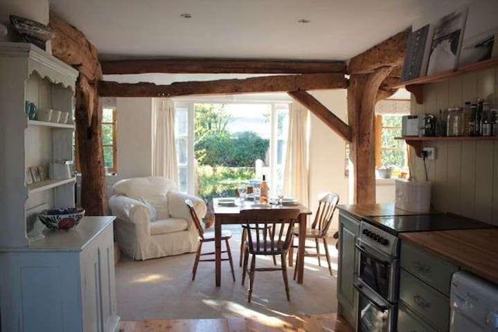 Charming rural 2 bed holiday let - Newport - Dom