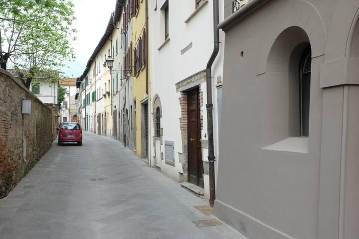 Appartamento centro storico - Sansepolcro