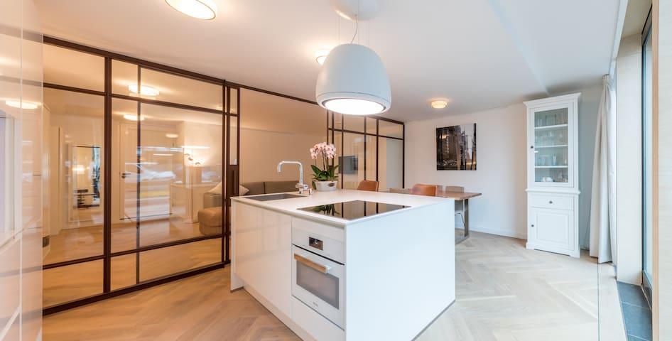 TRENDY STUDIO 10 MIN FROM THE CITY CENTER + BIKES - Amsterdam - Apartemen