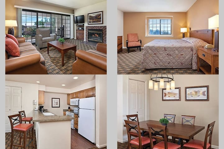 3 Bedroom Wyndham Clear Lake, CA