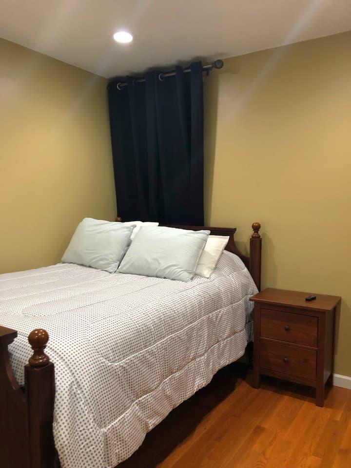 Private Bedroom in San Francisco nice neighborhood