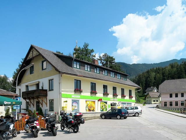 Holiday apartment Moser located in the center of Stein an der Enns