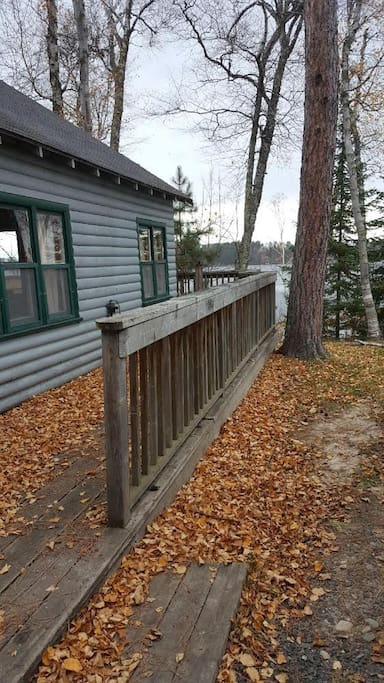 Bayview fireside cabin on lake vermilion cabins for rent for Cabins for rent in minnesota