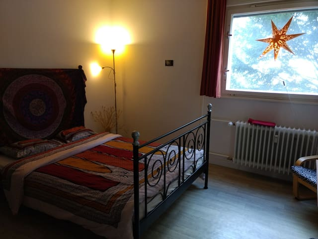 Colibri: Cosy & Calm Room south of Berlin