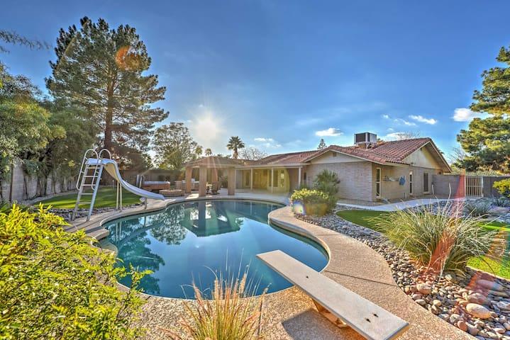 Scottsdale Home w/ Pool, Hot Tub & Putting Green!