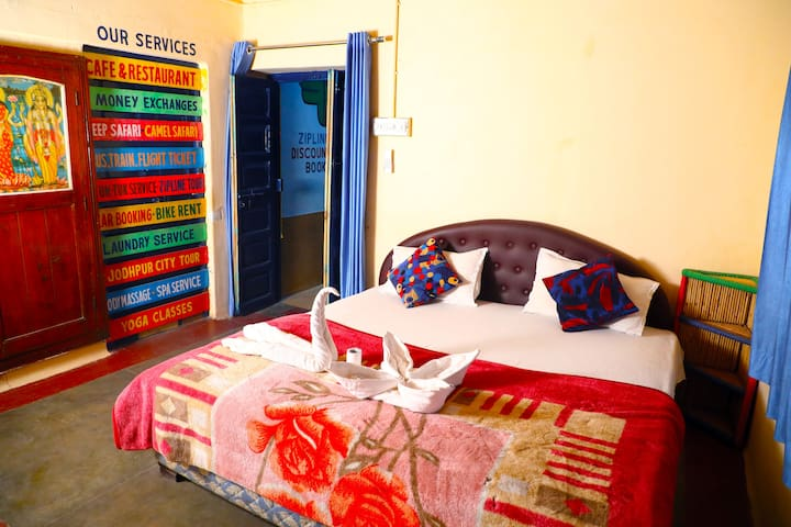 Best place for stay at Travellers house Jodhpur