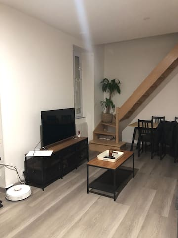 Appartement 40m2 quartier Procè