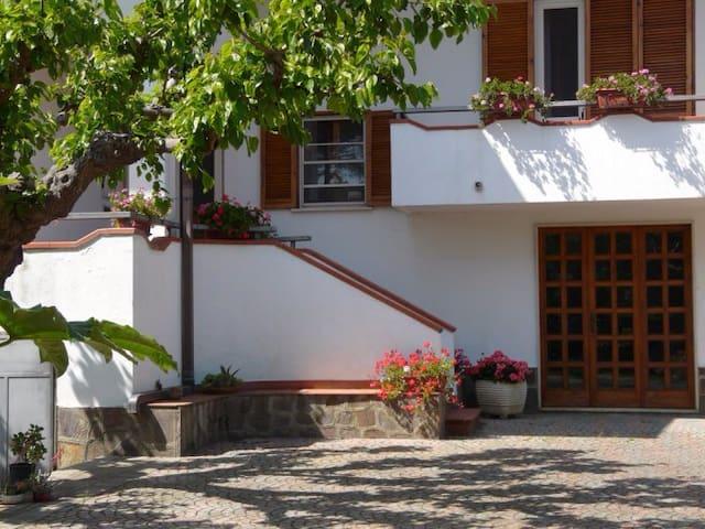 Casa di campagna - Borgo Carillia - Huis