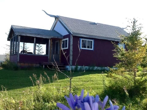 Charming Rosebud Cabin
