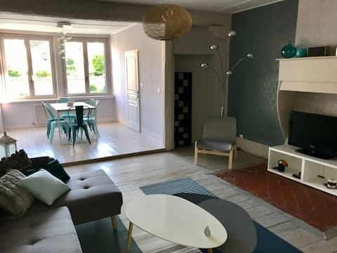 Charmant appartement te huur