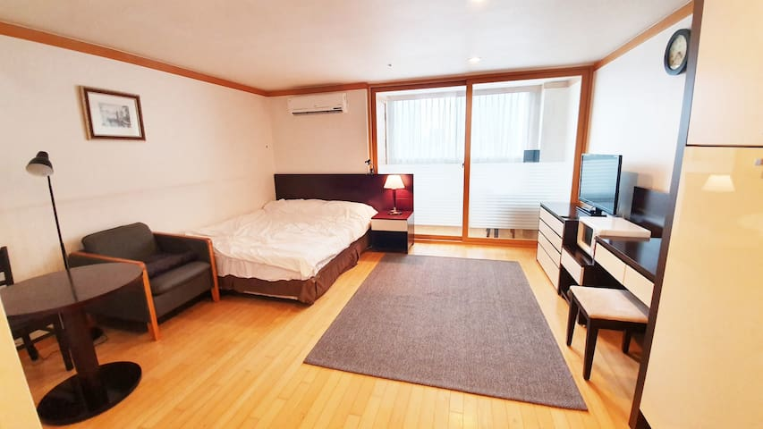 [Hotel Quality] 3min Gangnam STN. Safe&Clean&Wide
