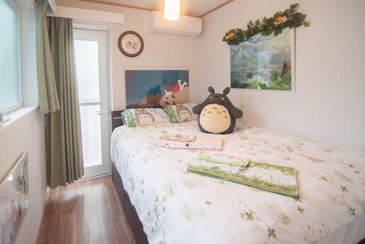 New 3 Bedroom House - 4min to Shinjuku- Free wifi