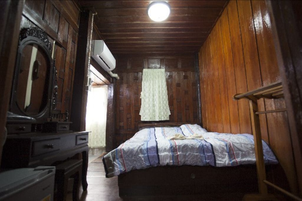 small room for 2 persons