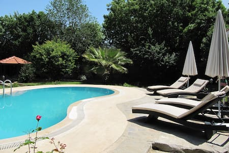 Private villa with pool on excellent location - Fethiye