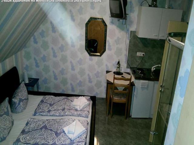 NordseeResort Hotel & Suite Arche Noah, (Horumersiel-Schillig), Appartement, 18-24qm, 1 Wohn-/Schlafraum, max. 2 Personen