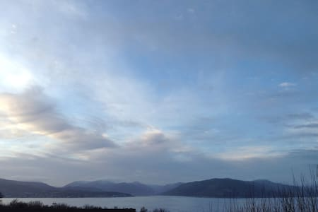 Argyll View (Gourock Flat - Spectacular Views)