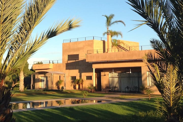The Marrakech Retreat (Main house) - Marrakesh - Huis