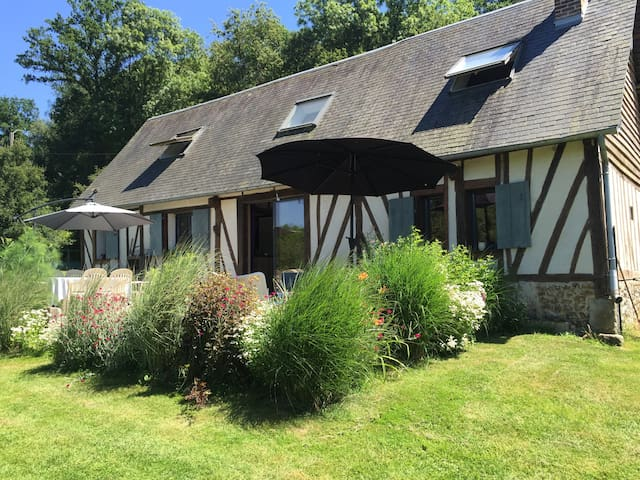 Le pressoir normand