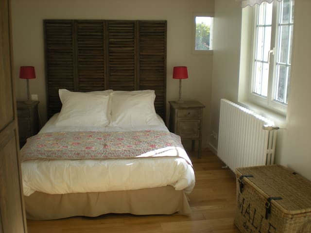 Room close Saumur - Cizay-la-Madeleine - Bed & Breakfast