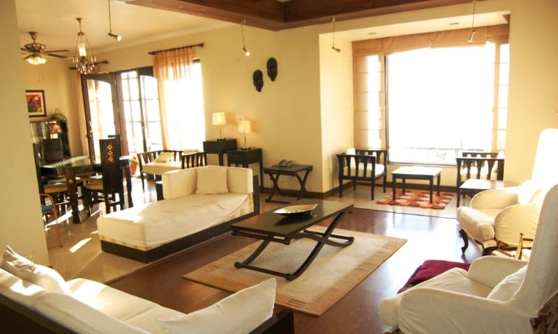 Studio Apartment with 3 rooms - Dharamshala - Bed & Breakfast