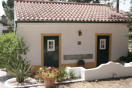 Casa do Vale holiday cottage Alverangel - Alverangel - Cabana