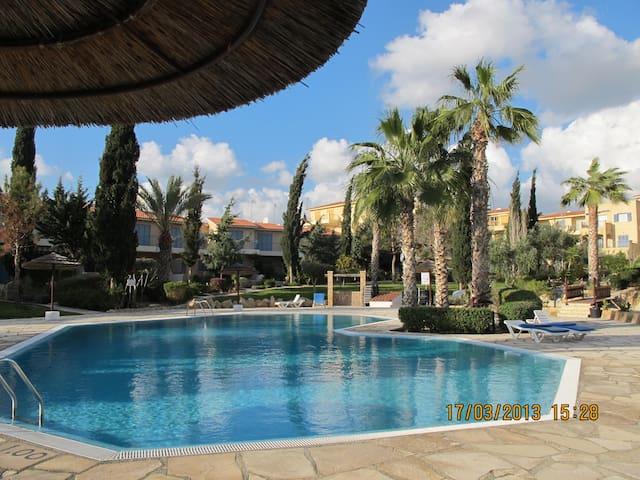 Palm villa, near the sea, Paphos. - Paphos - บ้าน