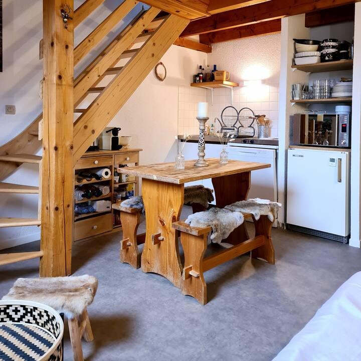Appartement T3 Saint Lary / Vielle-Aure