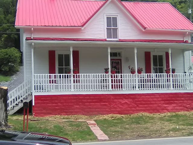 The Red Roof Home-Large room