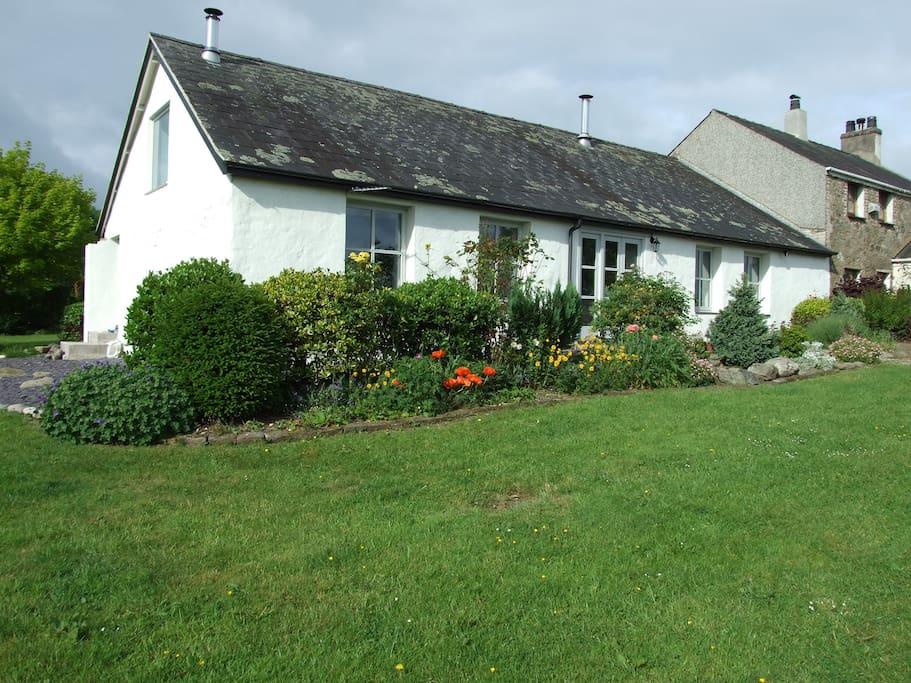 The Barns at Brithdir Mawr.