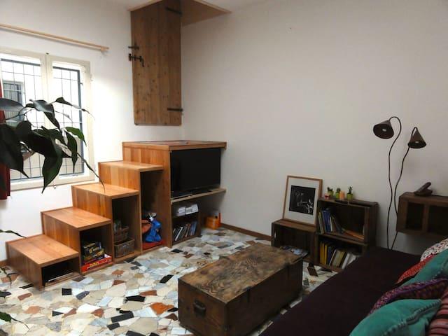 Appartamento con terrazzo nel Borgo - Faenza - Apartment