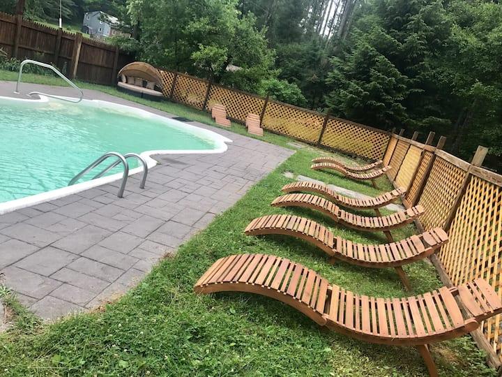Tree Top Suite@Magnolia Streamside Resort