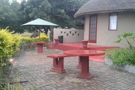 Kosi bay - Thembe Eco Lodge