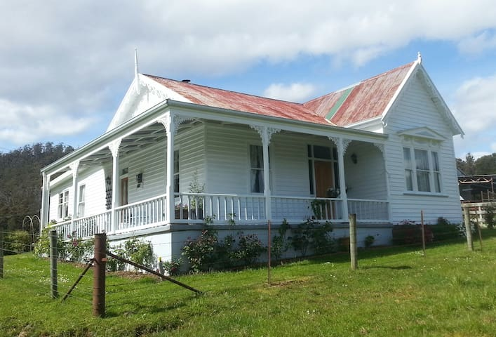 Mont-Bello Stud farm house in Cygnet, Tasmania - Cygnet - House