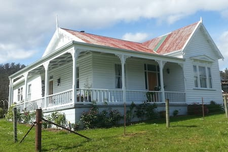 Mont-Bello Stud farm house in Cygnet, Tasmania - Cygnet - Ev