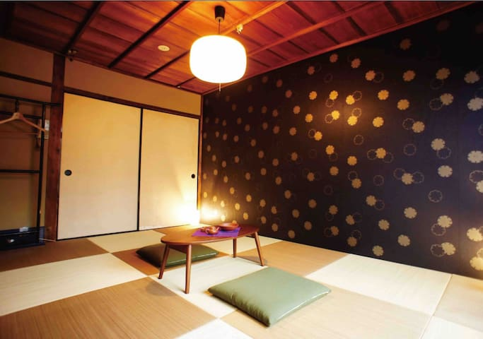 2F Japanese traditional room with balcony