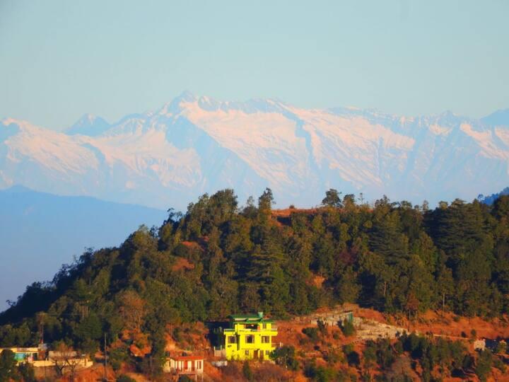 Luxurious Le Ville Mukteshwar Nainital Uttarakhand