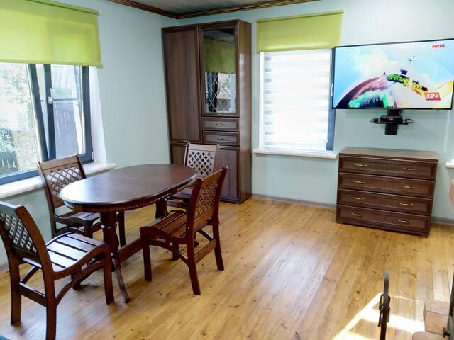 Medved House 2 floors Izborsk