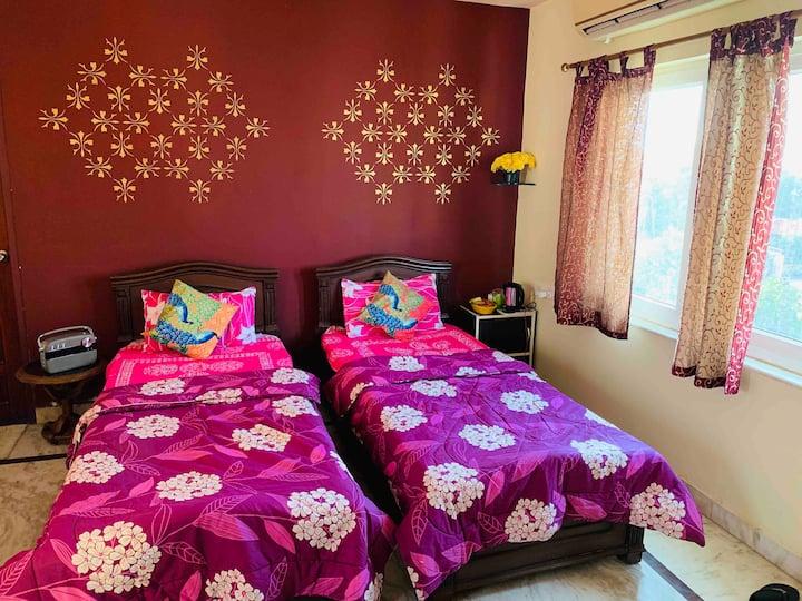 Aasma: city centre- Single family home