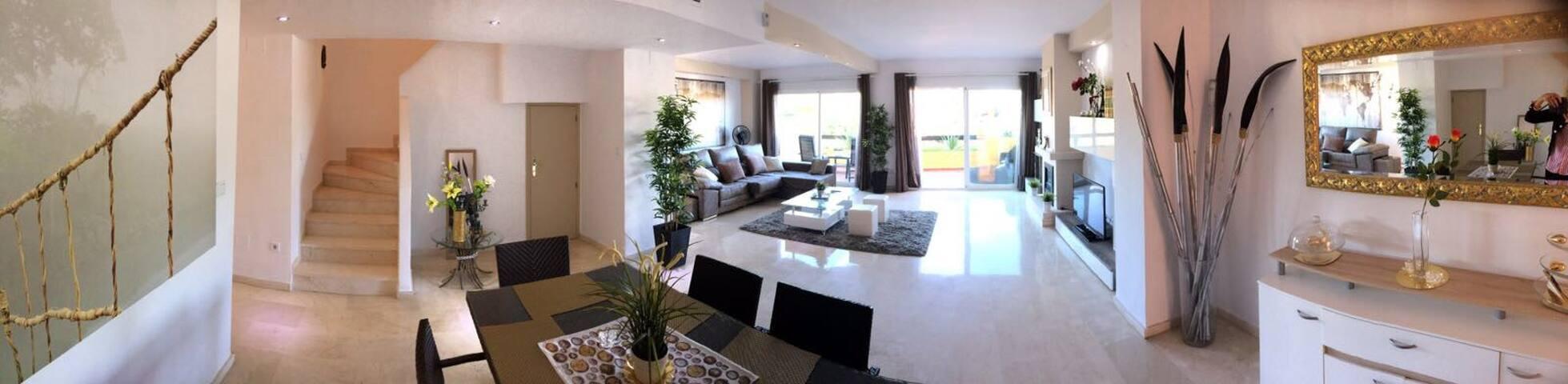Ático Guadalmina Alta golf Marbella - Marbella  - Condominio