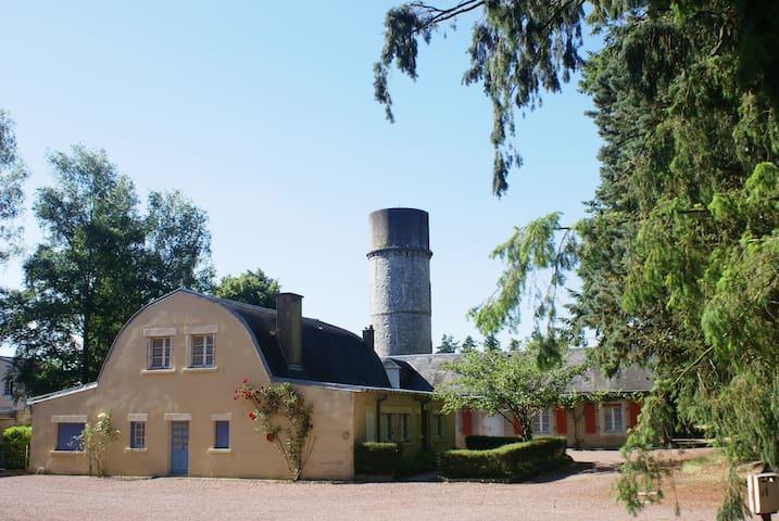 Petit Village gite - Noyen-sur-Sarthe - Hus