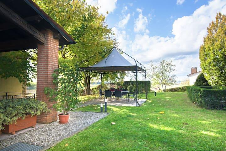 Magnifique demeure à Montebello Vicentino avec jardin
