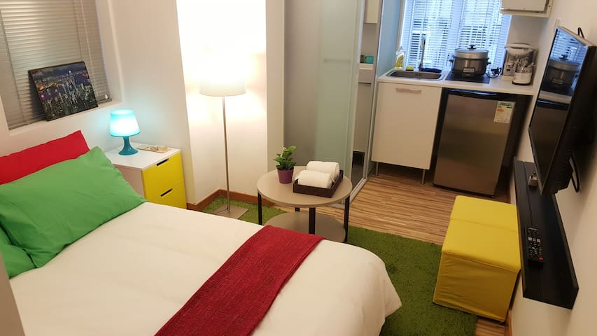 ☼☼ Lovely Colorful Studio ☼☼ Tsim Sha Tsui