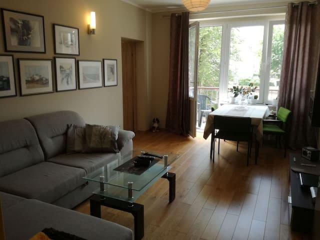 Mieszkanie w centrum 3 jasne przytulne pokoje