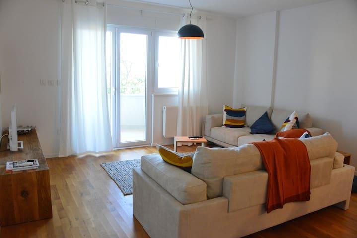 Maron - stylish - comfort - sea vie - Ćikovići - Apto. en complejo residencial