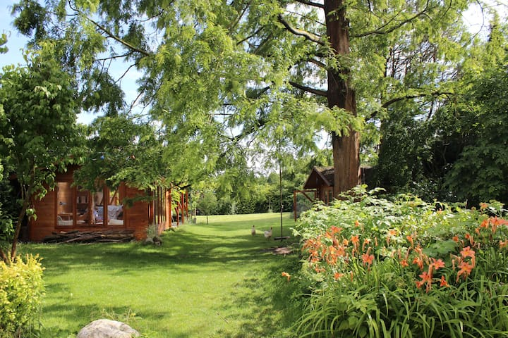 Stadtvilla mit Garten, nur 3,5 km zum HBF / Förde