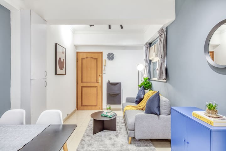 Private Double BR in New Shared Apartment in SYP
