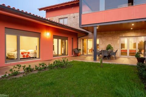 Casa da Lavandeira near Oporto